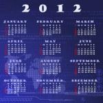 Calendar — Stock Vector #9031850