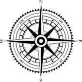Rosa dos ventos — Vetorial Stock