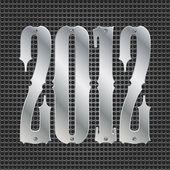 2012 background — Stock Vector