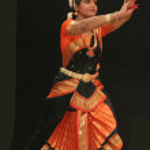Постер, плакат: Bharatanatyam dance