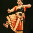 Bharatanatyam dance — Stock Photo