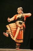 Bharatanatyam dance — Stock Photo