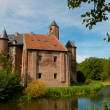 Castle waardenburg - Foto de Stock  