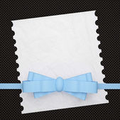 Vintage wedding (holiday) paper background. — Stock Photo
