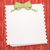 Vintage holiday paper background. — Stock Photo
