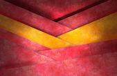 Czerwone i żółte tło. — Zdjęcie stockowe