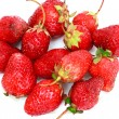 Fresh strawberries (other fruits & berries are in my gallery) — Stock Photo