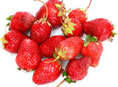 Fresh strawberries (other fruits & berries are in my gallery) — Stockfoto