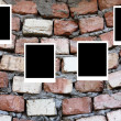 Brick wall texture - Lizenzfreies Foto