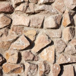 Stock Photo: Stone wall exterior,background with good texture.
