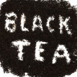 Royalty-Free Stock Photo: Black tea