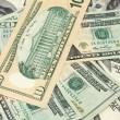 American dollars background / USD background texture — Stock Photo