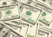 Dolar çok-ebilmek var olmak kullanılmış için arka plan — Stok fotoğraf