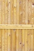заделывают серый деревянный забор панелей — Стоковое фото