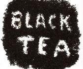 Czarna herbata — Zdjęcie stockowe