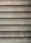 Asbestos pipes — Stockfoto