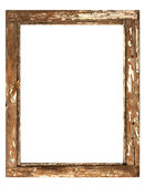 Antique photo frame — Stock Photo