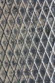 Sfondo metal di diamante grunge — Foto Stock