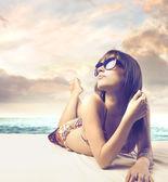 Letní móda — Stock fotografie