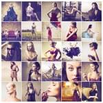 Feminine beauty — Stock Photo