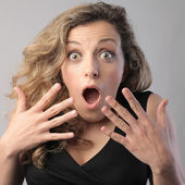 Astonishment — Stock Photo