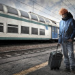 Train station — Stock Photo #8516806