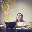 Fantasy book — Stock Photo #9059024