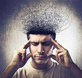 Beyin fırtınası — Stok fotoğraf