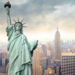 New York City — Stock Photo #9390358
