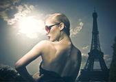 French fashion — Stock Photo