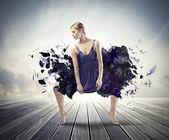 Danse artistique — Photo