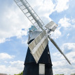 Wicken Windmill, East Anglia, England - Stockfoto