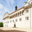 Litomysl Palace, Czech Republic — Stock Photo #10307667