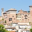 Stock Photo: Castle of Cereseto, Piedmont, Italy