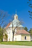 Chapel of Saint Anthony, Blatnice, Czech Republic — Stock Photo