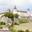 Stock Photo: Marienberg Fortress, Wurzburg, Bavaria, Germany