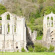 Ruins of Rievaulx Abbey, North Yorkshire, England — Stockfoto