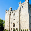Stock Photo: Langley Castle, Northumberland, England