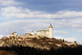 Kuneticka hora Castle, Czech Republic — Stock Photo