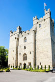 Langley Castle, Northumberland, England — Stock Photo
