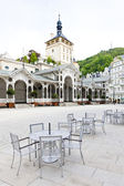 Market Colonnade, Karlovy Vary (Carlsbad), Czech Republic — Stock Photo
