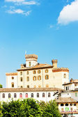 Falletti di Barolo Castle, Barolo, Piedmont, Italy — Stock Photo