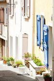 Greoux-les-Bains, Provence, France — Stock Photo