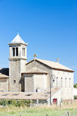 Church in Vernegues, Provence, France — Stock Photo