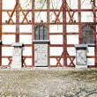 Timbered church of Jawor, Silesia, Poland — Stockfoto
