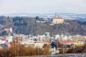 Nachod, Czech Republic — Stock Photo