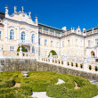 Nove Hrady Palace, Czech Republic — Foto Stock