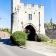 Potter Gate, Lincoln, East Midlands, England - Stock Photo
