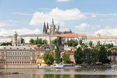 Hradcany, Prague, Czech Republic — Stock Photo