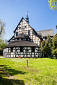Timbered church of Swidnica, Silesia, Poland — Stock Photo